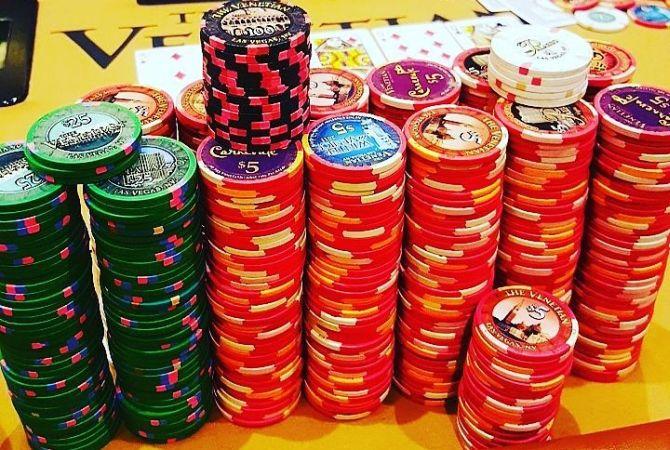 Monster stack al Venetian di Las Vegas