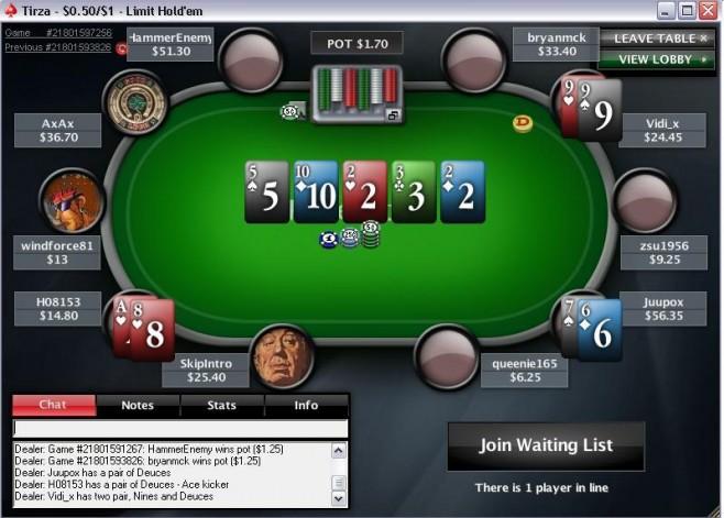 Pokerstars Com Software