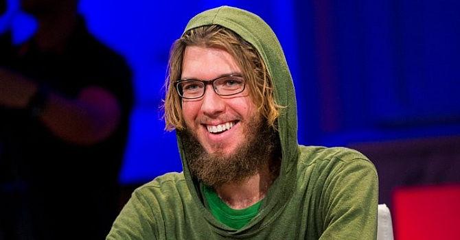 Andrew Lichtenberger, un professionista che fa della meditazione e della mindfulness gli strumenti per diventare impassibile al tavolo