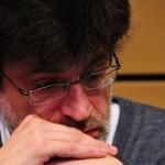 Carlo Bordogna alias Mandrake, qui al PPTour Campione 2014 (courtesy Albagamma - People's Poker)