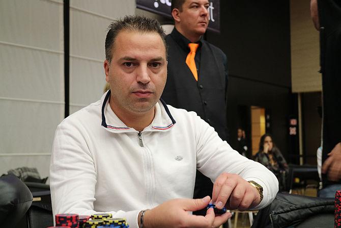 Andrea romeo poker