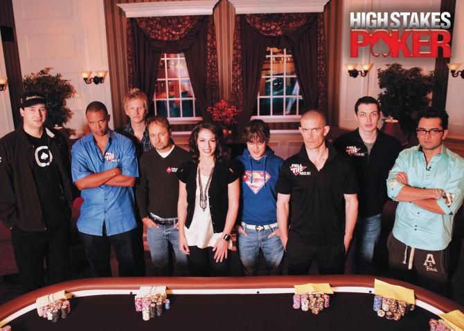 Foto di gruppo per il cast della Season 6. Accanto alla Scott ecco Dario Minieri