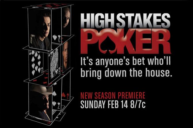 Così GSN promuoveva High Stakes Poker nelle prime stagioni
