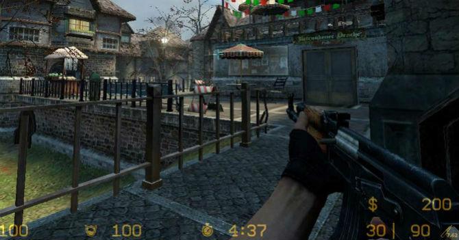esports: Counter Strike