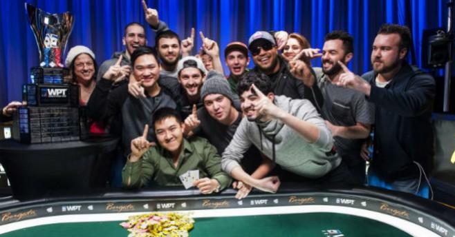 Poker marketing coordinator borgata