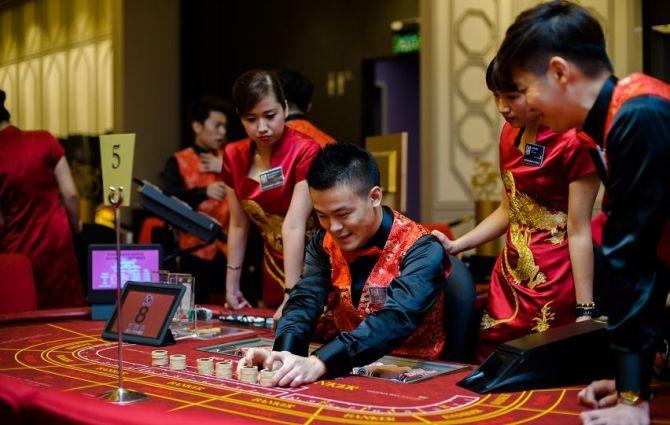 Baccarat singapore casino