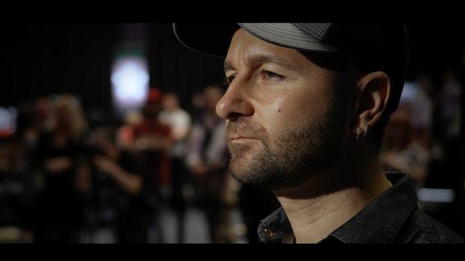 Daniel Negreanu in una sequenza del documentario 'Kidpoker'