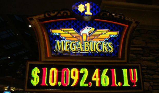 megabucks-Jackpot