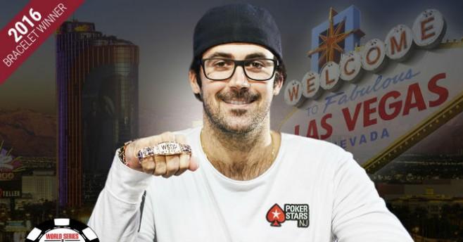 WSOP 2016 - Jason Mercier