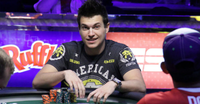WSOP 2016 Doug Polk