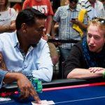 Andrea Cortellazzi contro Dogra Dogra (courtesy Neil Stoddart - EPT - PokerStars)