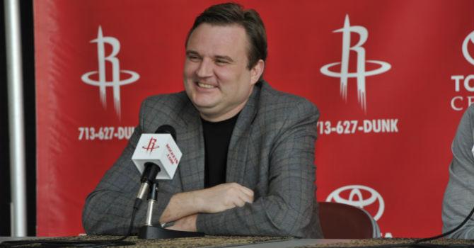 eSports basket Daryl Morey