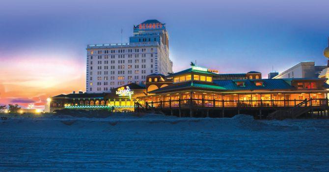 Il Resorts Casino Hotel di Atlantic City, sede del primo PokerStars Festival