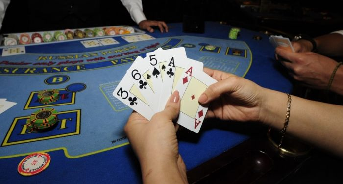 Poker russia