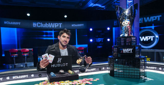WPT Borgata Poker Open Jesse Sylvia