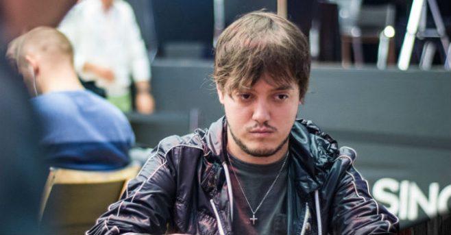 WSOPC 2016 Main Event Dario Minieri