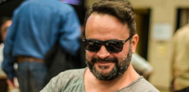WSOPC 2016 Main Event Stylianos Karadaglis