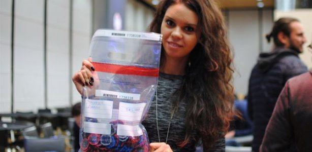 Francesca Ciapani (courtesy Campione Poker Team)