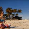 Liv Boeree, da sempre una sostenitrice dei poteri benefici della meditazione