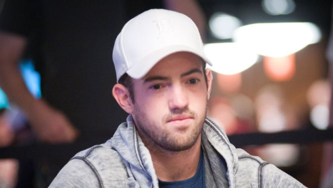 Joe Cada, oggi 28enne, è il più giovane vincitore di Main Event WSOP nella storia