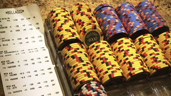 Lo stack di Patrik Antonius al Bellagio, tra poker e betting high stakes