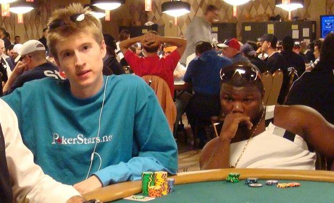 Rob alle WSOP 2007, a 21 anni appena compiuti