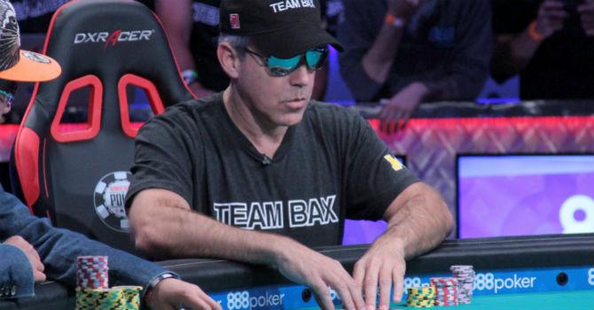 PokerStars Championship Bahamas Cliff Josephy
