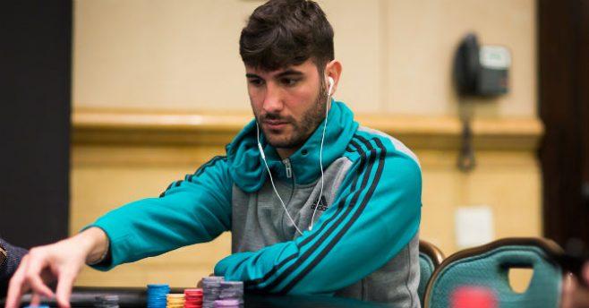 PokerStars Championship Bahamas Dario Sammartino