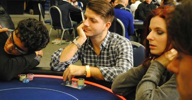 PokerStars Championship Bahamas Rocco Palumbo