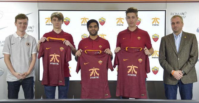 Roma eSports FIFA