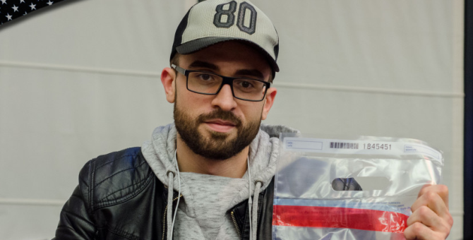 Ismail Ashraf (foto Campione Poker Team)