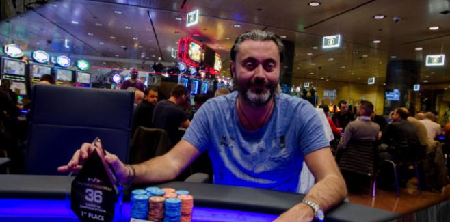 Federico Cipollini (foto Campione Poker Team)