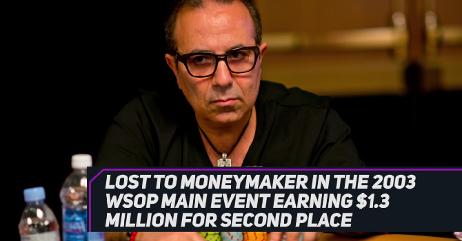 Sammy Fahra poker