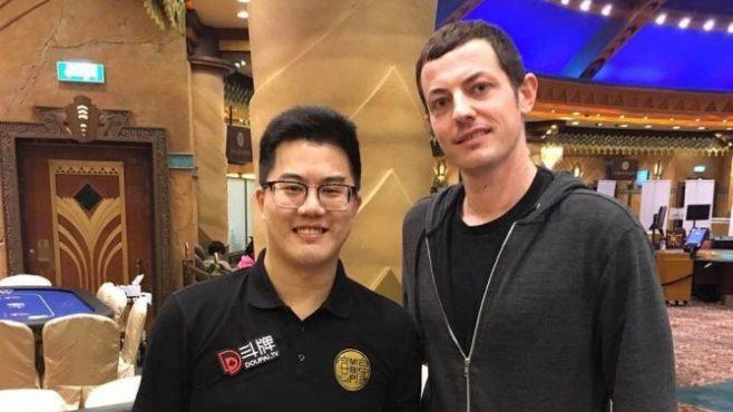 Tom Dwan al Babylon Casino di Macao