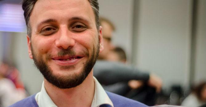 WSOP Circuit Italy Main Event Cesare Raso