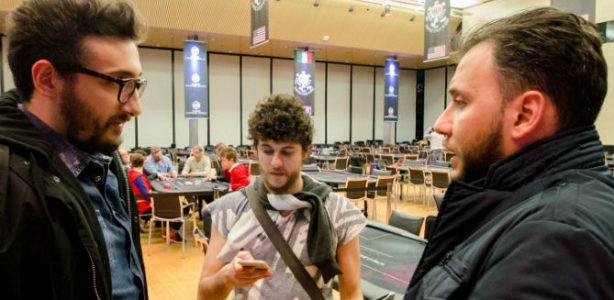 WSOP Circuit Italy Main Event Final Table