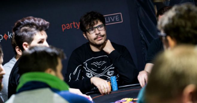partypoker millions main event mustapha kanit