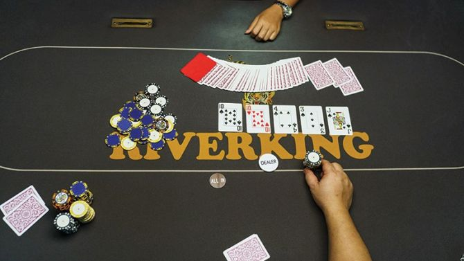 Il River King Poker Club di Phnom Penh