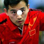 Kong Linghui tennis tavolo