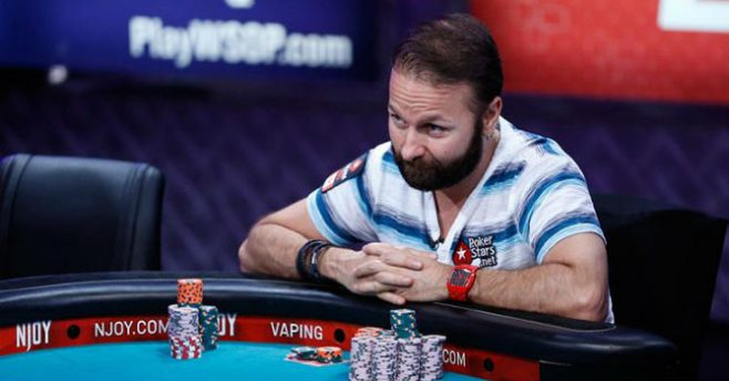 November Nine Daniel Negreanu
