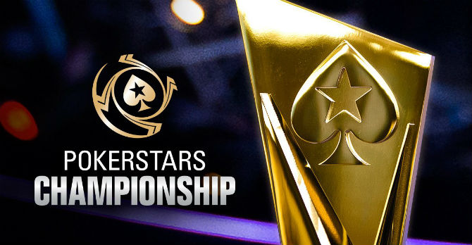 PokerStars Championship Barcellona Praga