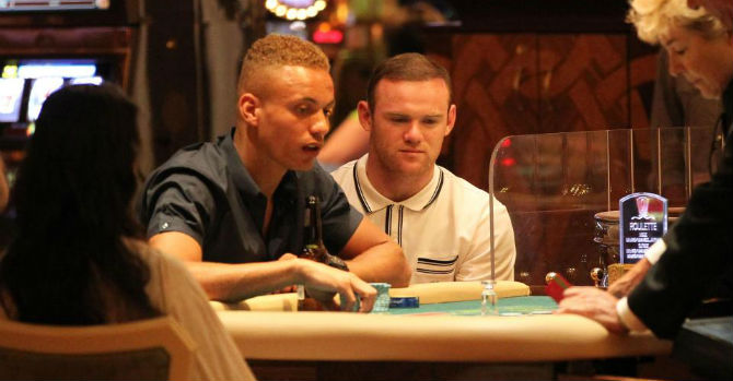 rooney casino
