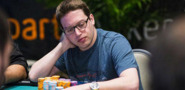 WSOP 2017 Scott Baumstein