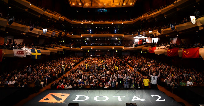The International Dota 2
