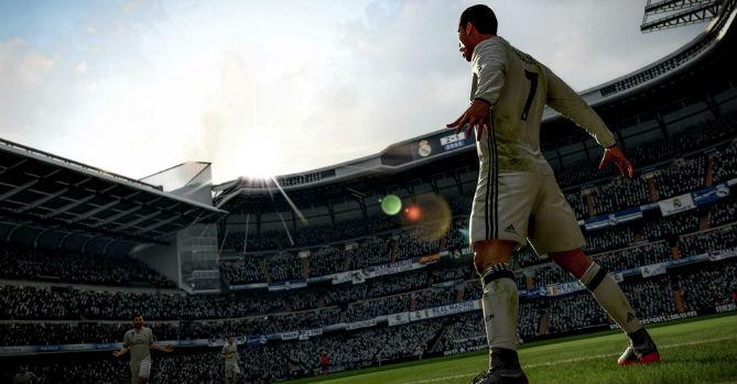 FIFA 18 CR7