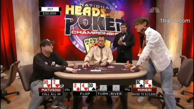 Poker live quando