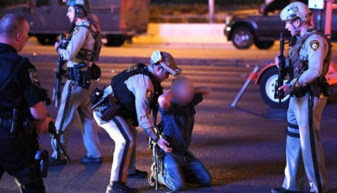 Las Vegas: strage al concerto country