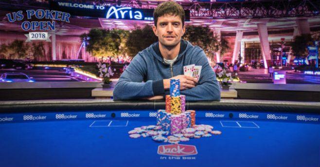 US Poker Open Keith Tilston