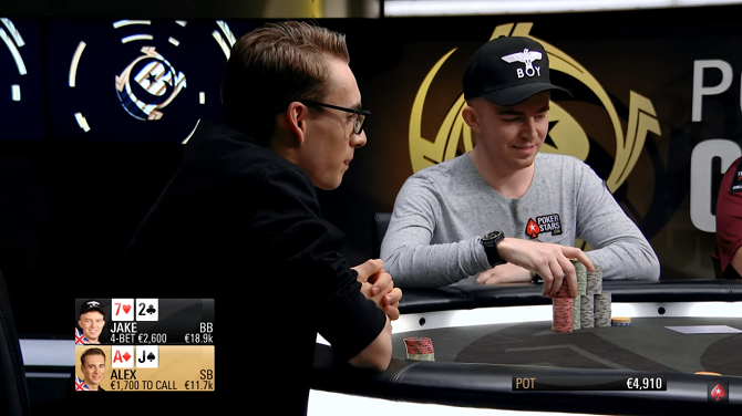 PokerStars Cash Challenge Jake Cody