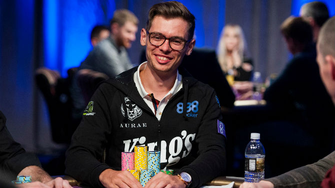 Super High Roller Bowl Fedor Holz